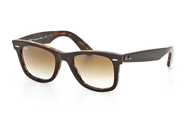 Очки Ray-Ban Original Wayfarer RB2140-1276-51 Brown / Dark Havana | Faded Brown