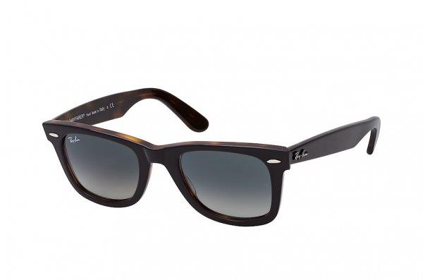 Очки Ray-Ban Original Wayfarer RB2140-1277-71 Dark Brown | Faded Grey