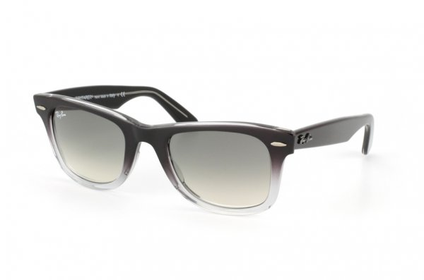 Очки Ray-Ban Original Wayfarer RB2140-823-32 Grey Gradient/Transparent | Gradient Grey