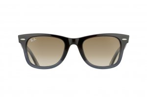 Очки Ray-Ban Original Wayfarer RB2140-824-51 Brown Faded Grey Transparent/Faded Brown