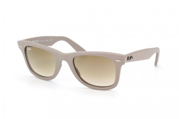 Очки Ray-Ban Original Wayfarer RB2140-886-51 Matte Beige | Faded Brown Gradient