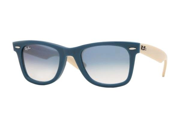 Очки Ray-Ban Original Wayfarer RB2140-967-3F Blue / White | Gradient Blue