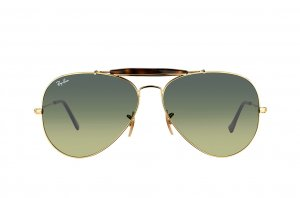 Очки Ray-Ban Outdoorsman II RB3029-181-71 Arista/Havana | Gradient Grey