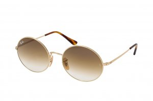 Очки Ray-Ban Oval RB1970-9147-51 Arista | Gradient Brown