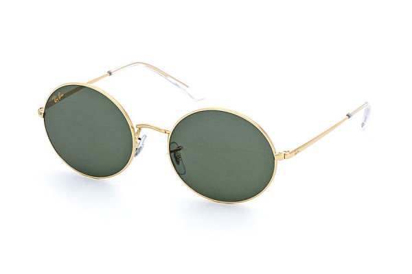 Очки Ray-Ban Oval RB1970-9196-31 Arista | Natural Green