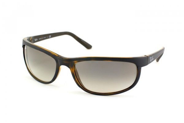 Очки Ray-Ban Predator 2 RB2027-787-32 Dark Havana | Gradient Grey