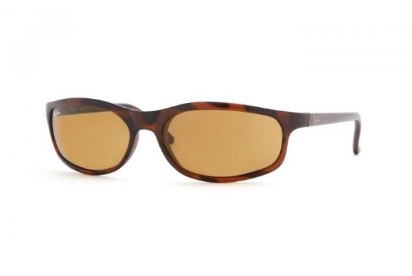 Очки Ray-Ban Predator 8 RB2030-W3102 Spotted Brown  | Natural Brown ( B-15 XLT)