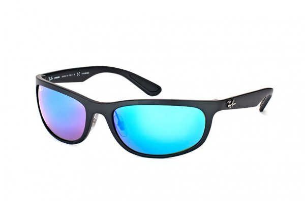 Очки Ray-Ban Predator Chromance RB4265-601S-A1 Matte Black | Violet Blue Polarized