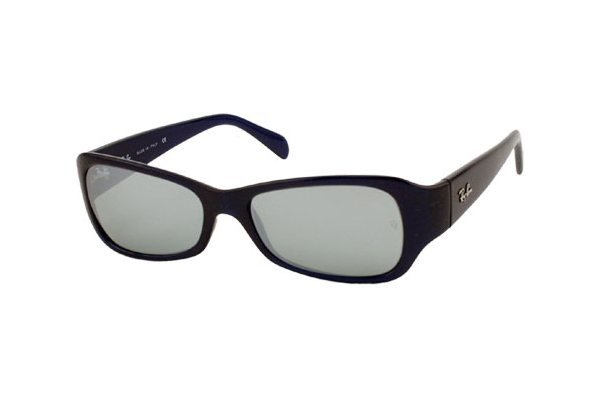 Очки Ray-Ban Predator J RB2116-903-40 Black | G-31 Mirror