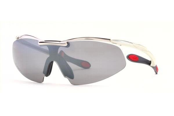 Очки Ray-Ban Predator Leisure Sport RB3241-003-82 Silver | Polar Grey GSM Gradient Polarized P3