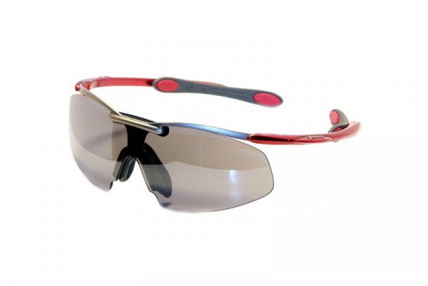 Очки Ray-Ban Predator Leisure Sport RB3241-019-6V Gunmetal/Red | Grey Mirror
