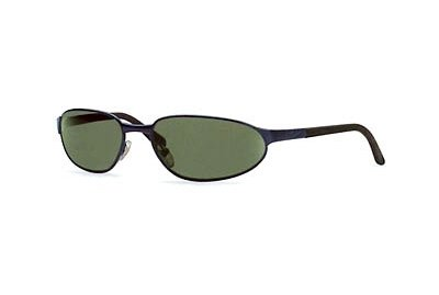 Очки Ray-Ban Predator Sport Metal Wrap 2 RB3107-W3163 Matte Blue | Natural Green (G-15 XLT)