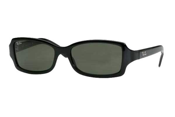 Очки Ray-Ban Rituals RB2130-901 Black | Natural Green (G-15XLT)