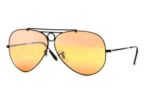 Очки Ray-Ban Shooter RB3292-002-4F Black | Yellow GSM
