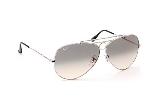 Очки Ray-Ban Shooter RB3292-003-32 Silver | Gradient Grey