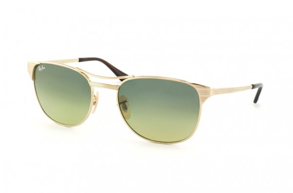 Очки Ray-Ban Signet RB3429-001-28 Arista/Blue Faded Yellow