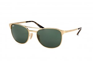 Очки Ray-Ban Signet RB3429M-001 Arista| Natural Green (G-15XLT)