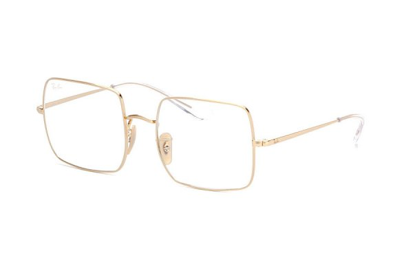 Очки Ray-Ban Square Evolve RB1971-001-5F Arista | Transparent Grey