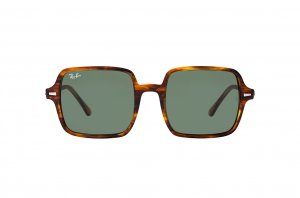 Очки Ray-Ban Square II RB1973-954-31 Havana | Natural Green