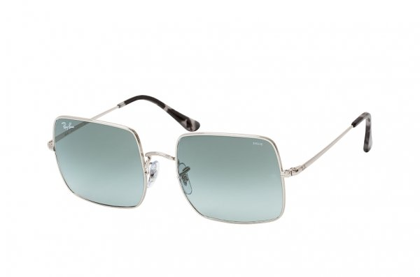 Очки Ray-Ban Square RB1971-9149-AD Silver | Dark Blue Gradient Photocromic
