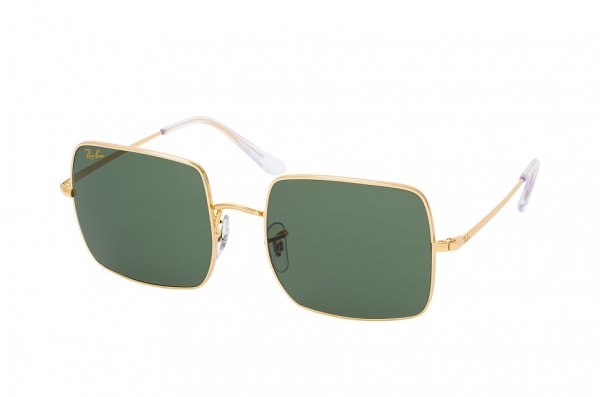 Очки Ray-Ban Square RB1971-9196-31 Arista | Natural Green