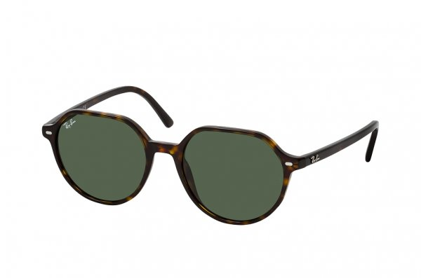 Очки Ray-Ban Thalia RB2195-902-31 Dark Havana | Natural Green