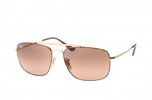 Очки Ray-Ban The Colonel RB3560-9104-43 Arista | Brown Gradient