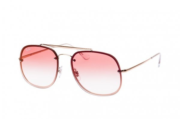 Очки Ray-Ban The General Blaze RB3583N-9035-V0 Dark Arista | Gradient Pink