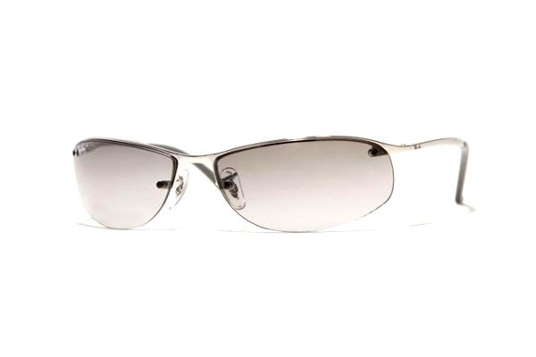 Очки Ray-Ban Top Bar RB3179-003-11 Silver | Faded Grey
