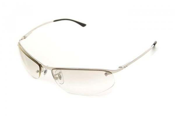 Очки Ray-Ban Top Bar RB3179-003-6I Silver | Light Grey Gradient