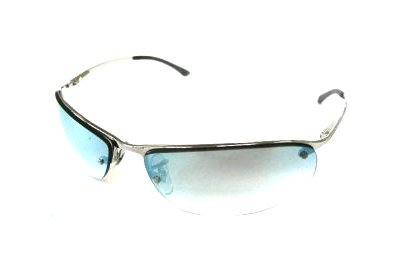Очки Ray-Ban Top Bar RB3179-003-Z1 Silver | Light Gradient Grey