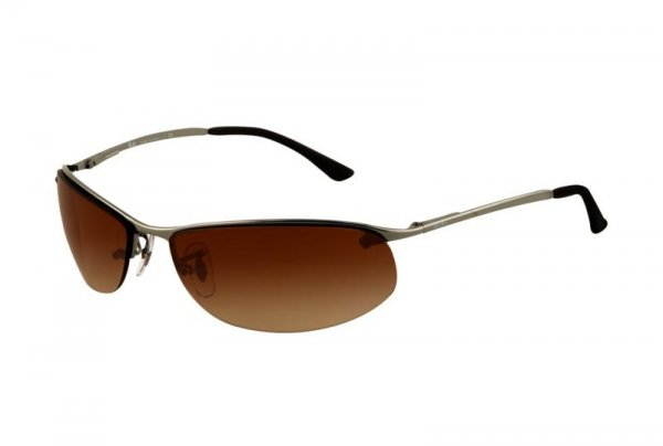 Очки Ray-Ban Top Bar RB3179-004-13 Gunmetal/Poly. Gradient Brown