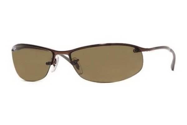 Очки Ray-Ban Top Bar RB3179-014-73 Brown | Poly. Brown