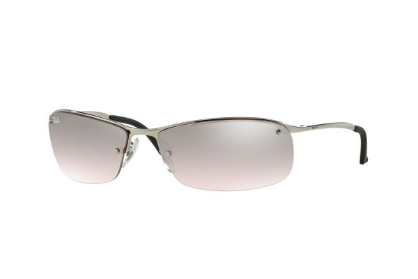 Очки Ray-Ban Top Bar RB3183-003-8Z Silver | Light Grey Gradient