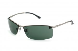 Очки Ray-Ban Top Bar RB3183-004-71 Gunmetal | Green/Grey