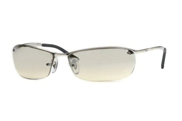 Очки Ray-Ban Top Bar RB3186-003-8Z Silver | Light Grey Gradient