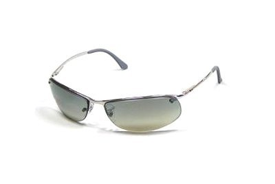 Очки Ray-Ban Top Bar RB3186-004-82 Gunmetal | Polar Gray GSM