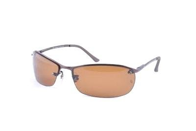 Очки Ray-Ban Top Bar RB3186-014-73 Brown | Poly. Brown