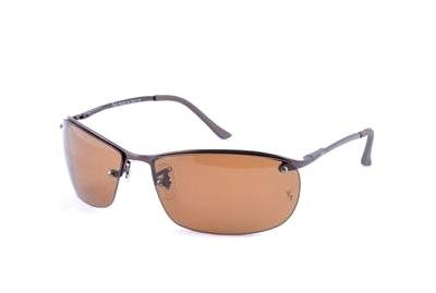 Очки Ray-Ban Top Bar RB3187-014-73 Brown | Poly. Brown