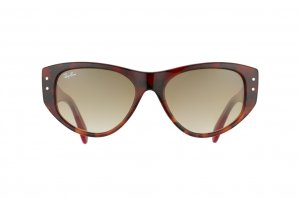 Очки Ray-Ban Vagabond RB4152-1067-51 Avana/Red Gradient | Faded Brown