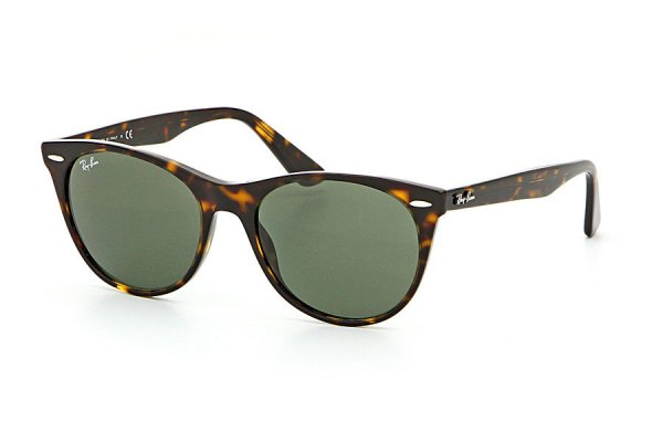 Очки Ray-Ban Wayfarer II Classic RB2185-902-31 Havana | Natural Green