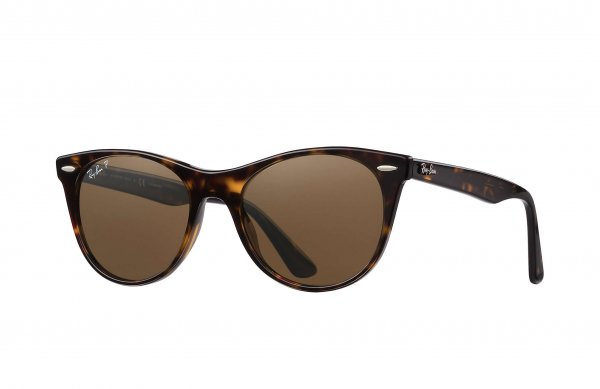 Очки Ray-Ban Wayfarer II Classic RB2185-902-57 Havana | Natural Brown Polarized