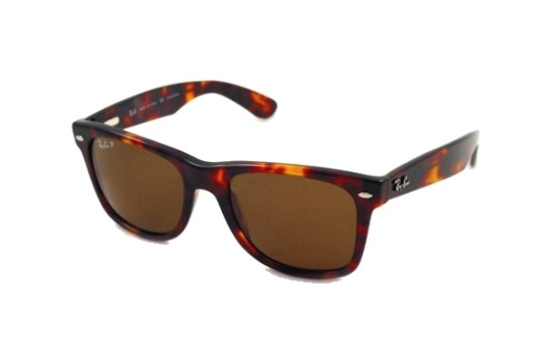 Очки Ray-Ban Wayfarer RB2113-909-47 Havana | Brown Polarized