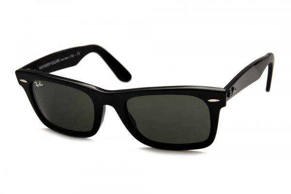 Очки Ray-Ban Wayfarer Square RB2151-901 Black/Natural Green (G-15XLT)