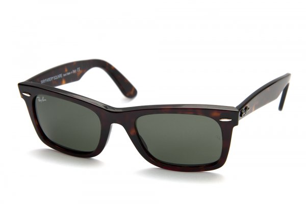 Очки Ray-Ban Wayfarer Square RB2151-902 Tortoise/Natural Green (G-15XLT)