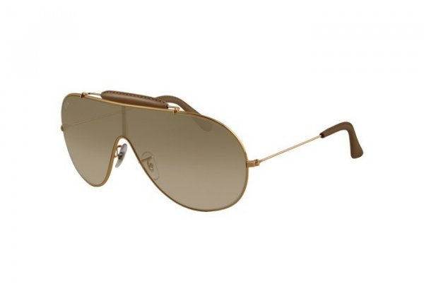 Очки Ray-Ban Wings RB3416Q-001-13 Arista | Brown Gradient