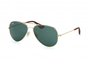 Очки Ray-Ban Youngster Aviator RB3558-001-71 Arista| APX Grey/Green
