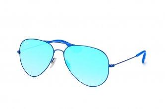 Ray-Ban синие голубые линзы купить солнцезащитные очки с примеркой   RB.UA 6f1a5263841
