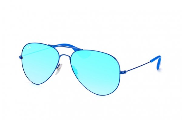 Очки Ray-Ban Youngster Aviator RB3558-9016-B7 Blue| Gradient Blue
