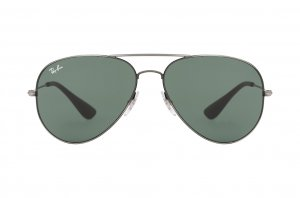 Очки Ray-Ban Youngster Aviator RB3558-9139-71 Dark Bronze | Green / Grey